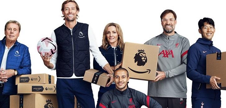 Amazon a la conquista del fútbol europeo: negocia acuerdos con clubes de las 'Big Four'