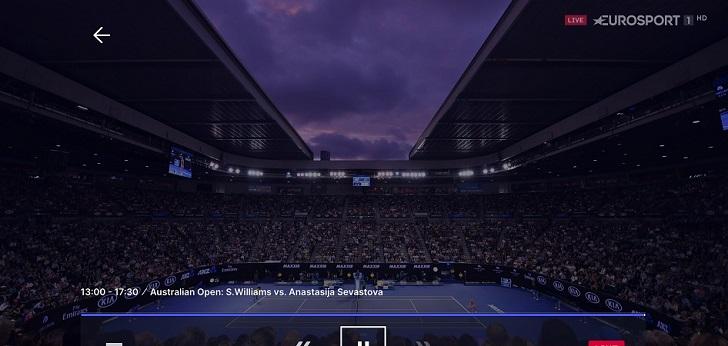Dazn y Discovery extienden su acuerdo de distribución con Eurosport