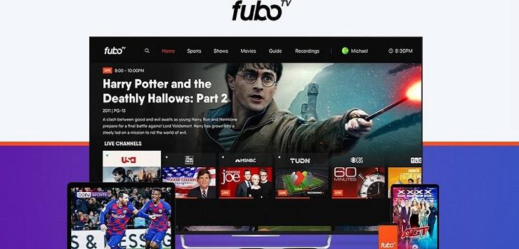 FuboTV cierra 2020 con 73% suscriptores más y pérdidas de 570,5 millones de dólares