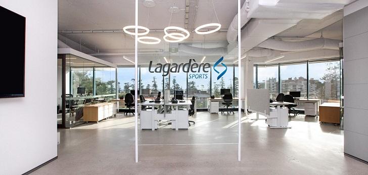 Lagardère Sports culmina su cambio de imagen tras reestructurar su estructura
