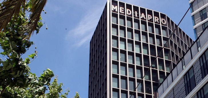 Mediapro pide 125 millones a la banca para cumplir con los pagos a las propiedades deportivas
