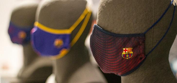Urbnmsk, el licenciatario de mascarillas del Barça y el Sevilla salta a la calle con tienda física