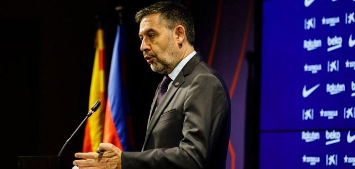 """Josep Maria Bartomeu: """"hemos aprobado los requerimientos para participar en una Superliga europea"""""""