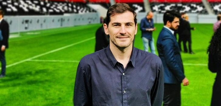 Iker Casillas retira su candidatura y deja vía libre a la reelección de Rubiales al frente de la Rfef