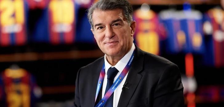 De campo a campo: Del regreso de Joan Laporta a la presidencia del FC Barcelona al crecimiento de Inacua