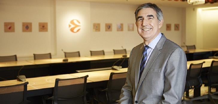 La Euroliga prevé un descenso del 35% en los ingresos y un impuesto de lujo similar a la NBA