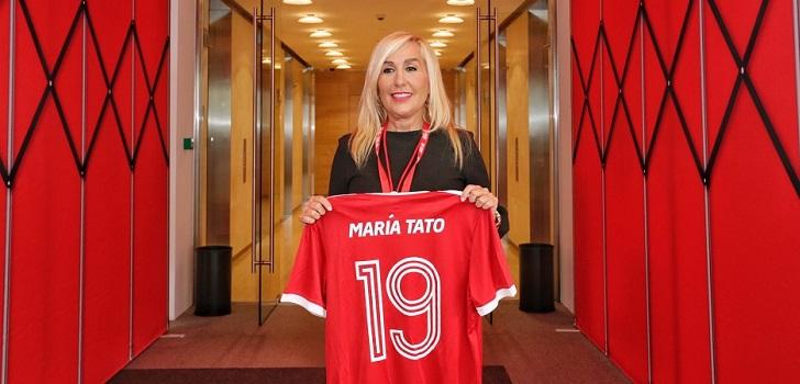 Rubiales ficha en el Athletic y nombra a María Tato directora del futbol femenino