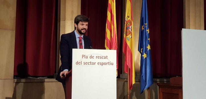 El deporte catalán urge un plan de rescate de mil millones para paliar los efectos del coronavirus