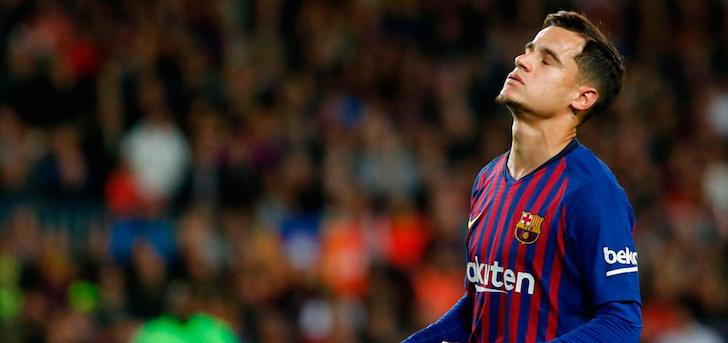Barcelona, Madrid, y Atlético gastan más en un jugador que 12 equipos en 5 años