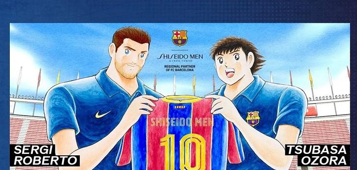 El FC Barcelona vuelve a fichar a Oliver Atom