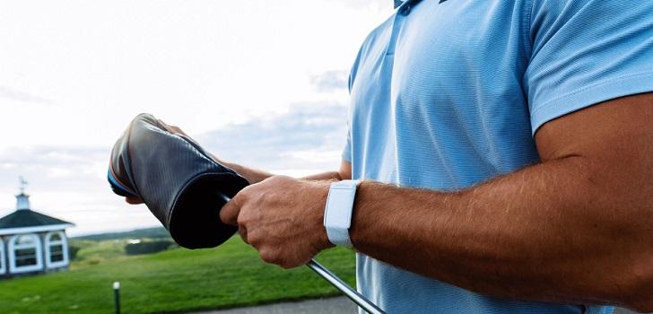 Whoop: la pulsera que monitoriza a los golfistas