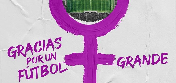 LaLiga y la Fundación AFE, con las mujeres de la industria del fútbol