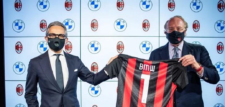 El Milan acelera hacia el Scudetto con un BMW