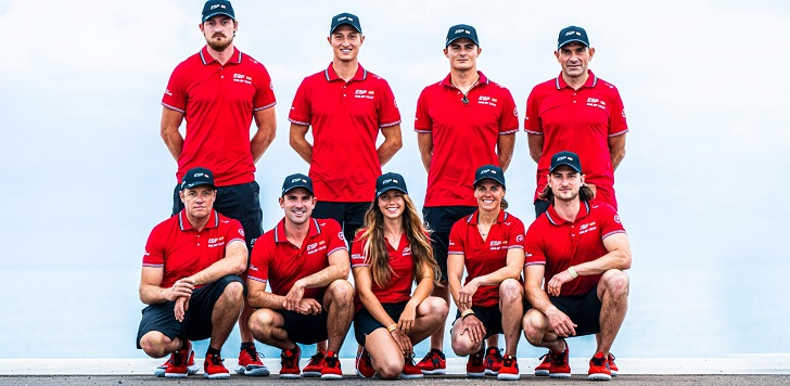 España arma un equipo olímpico para SailGP