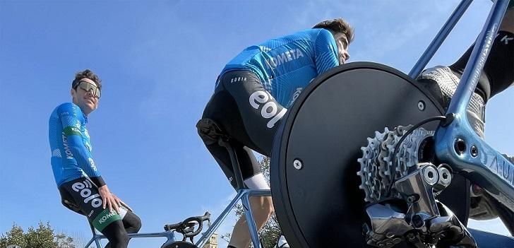 Techogym, con el Eolo-Kometa Cycling Team