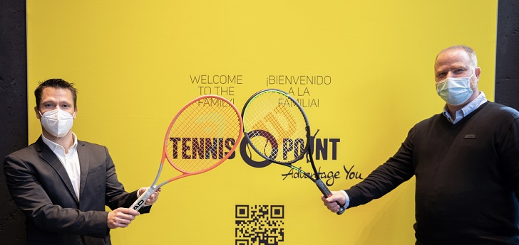Tennis-Point, con la Federación Catalana de Tenis