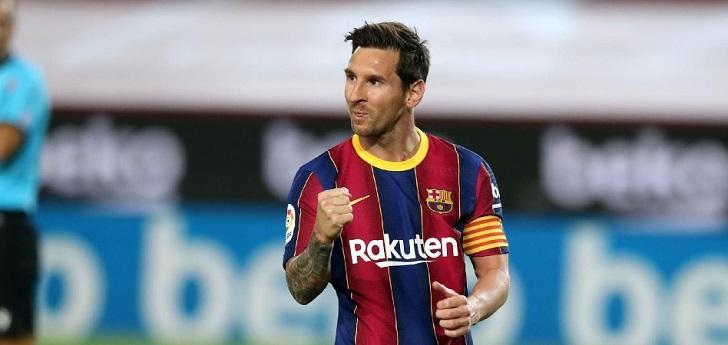 Leo Messi, el deportista más comercializable del mundo